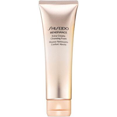 ShiseidoBenefiance Extra Creamy Cleansing Foam