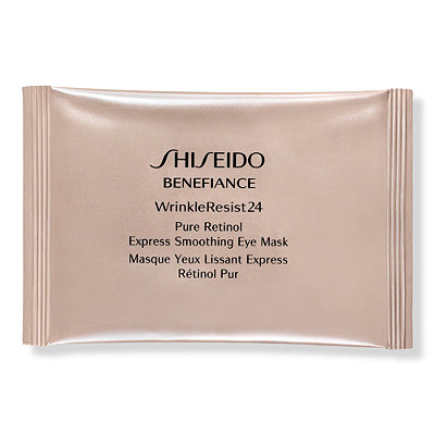 ShiseidoBenefiance WrinkleResist24 Pure Retinol Eye Mask