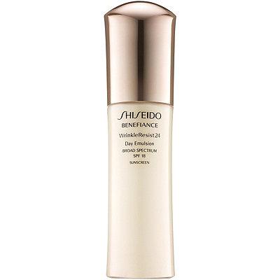ShiseidoBenefiance WrinkleResist24 Day Emulsion Broad Spectrum SPF 18