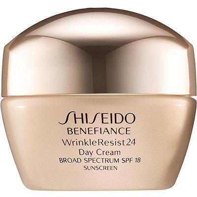 ShiseidoBenefiance WrinkleResist24 Day Cream Broad Spectrum SPF 18
