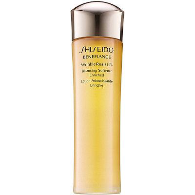 ShiseidoBenefiance WrinkleResist24 Balancing Softener Enriched
