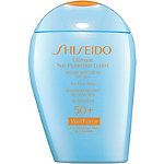 Shiseido Ultimate Sun Protection Lotion Broad Spectrum SPF 50+ WetForce for Sensitive Skin and Children