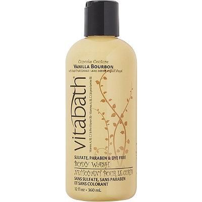 VitabathVanilla Bourbon Body Wash