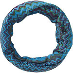 Wide Chevron Teal Head Wrap