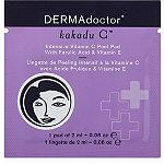 FREE sample Kadadu C Peel Pad w%2Fany Dermadoctor purchase