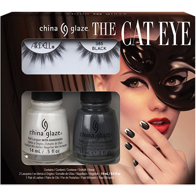China Glaze Online Only The Prowl Eye of the Cat Kit