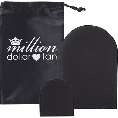 Million Dollar Tan Online Only Blend Friend Tanning Mitt Set