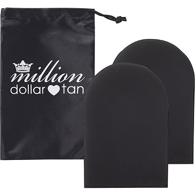 Million Dollar Tan Online Only Blend Friend Body Tanning Mitt Set