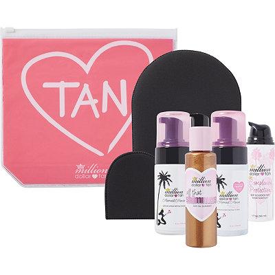 Million Dollar TanOnline Only Summer Essentials Kit