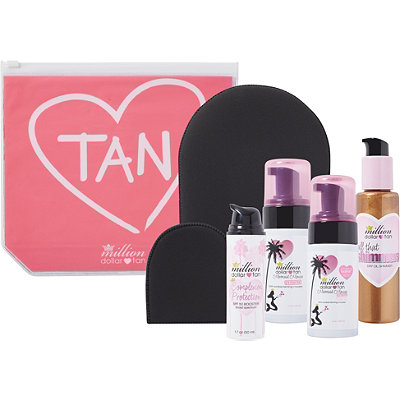 Million Dollar Tan Online Only Summer Essentials Kit Extreme