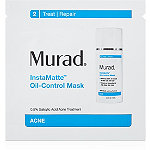 FREE sample packette InstaMatte Oil-Control Mask w/ any Murad purchase