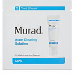 FREE sample packette Acne Clearing Solution w/ any Murad purchase