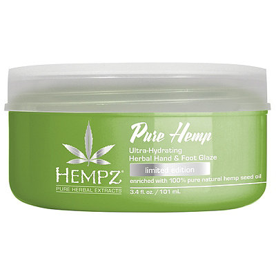 Hempz Limited Edition Pure Hemp Herbal Hand %26 Foot Glaze