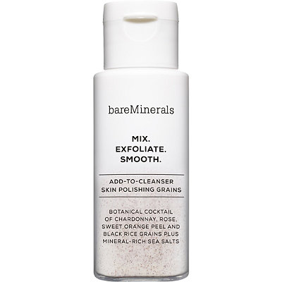 BareMinerals Skinsorials Mix. Exfoliate. Smooth. Add-To-Cleanser Skin Polishing Grains