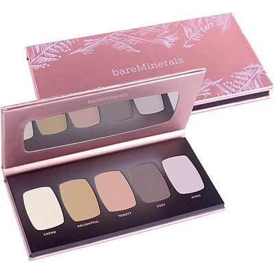 BareMinerals The Cashmeres READY Eyeshadow 5.0