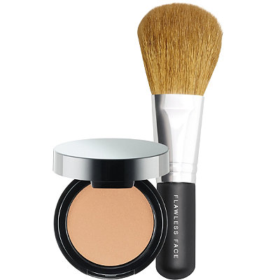 BareMinerals Always Perfect Mini bareSkin Perfecting Veil %26 Brush Duo