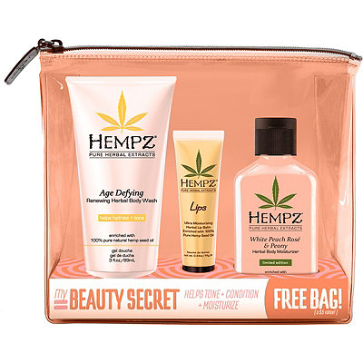 Hempz My Beauty Secrets Set