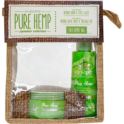 Hempz Smooth Moves Pure Hemp Set