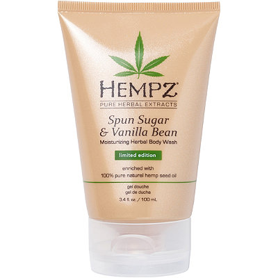Hempz Limited Edition Spun Sugar %26 Vanilla Bean Body Wash