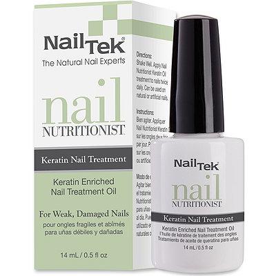 Nail TekProfessional Nail Nutritionist Keratin Oil