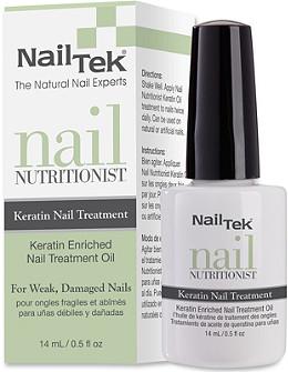 Nail Tek Professional Nutritionist Keratin Oil