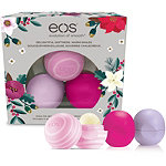 Limited Edition Holiday Collection Organic Smooth Sphere Lip Balms