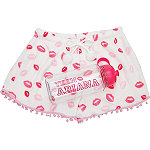 FREE Cozy Shorts & Water Bottle w/ any $49 Ariana Grande purchase