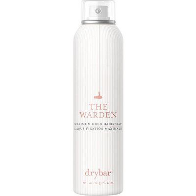 The Warden Maximum Hold Hairspray