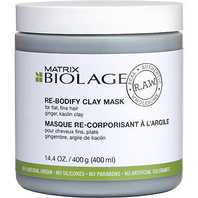 MatrixBiolage R.A.W. Re-Bodify Clay Mask