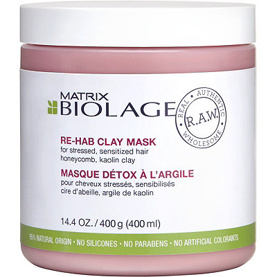 Matrix Biolage R.A.W. Re-Hab Clay Mask