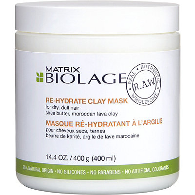 MatrixBiolage R.A.W. Re-Hydrate Clay Mask