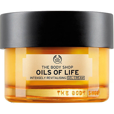 The Body Shop Oils Of Life Intensely Revitalizing Gel Cream