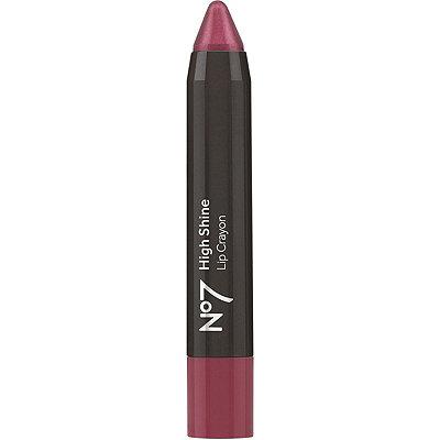 No7High Shine Lip Crayon