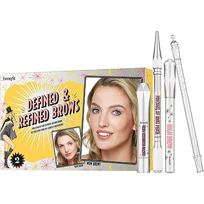 Benefit Cosmetics Defined %26 Refined Brows Kit - Precision Kit For Expertly Defined Brows
