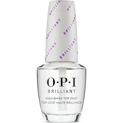 OPIBrilliant High-Shine Top Coat