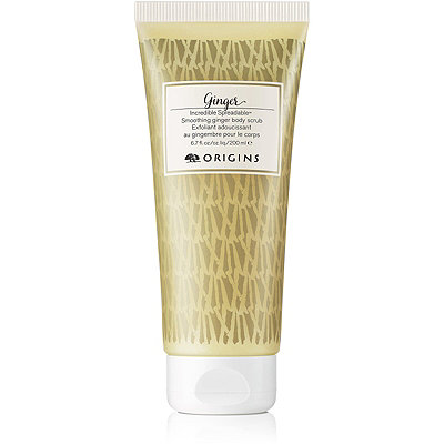 Origins Ginger Incredible Spreadable Smoothing Ginger Body Scrub