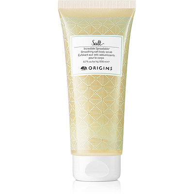 Online Only Salt Incredible Spreadable Smoothing Salt Body Scrub