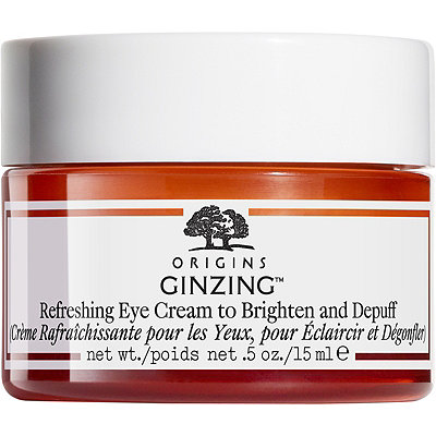 OriginsGinZing Refreshing Eye Cream to Brighten and Depuff