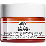GinZing Refreshing Eye Cream to Brighten and Depuff