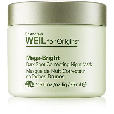 OriginsDr. Andrew WEIL for Origins Mega-Bright Dark Spot Correcting Night Mask