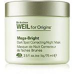 Dr. Andrew WEIL for Origins Mega-Bright Dark Spot Correcting Night Mask