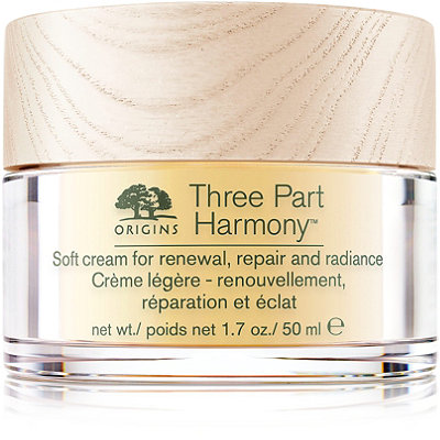 Origins Three Part Harmony Soft Cream for Renewal%2C Repair and Radiance