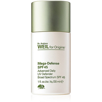 Origins Dr. Andrew WEIL for Origins Mega-Defense SPF 45 Advanced Daily UV Defender