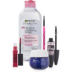 Online Only FREE 5-pc Gift w%2F any %2425 Maybelline or Garnier purchase