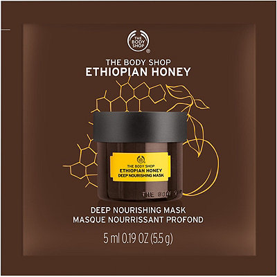 Ethiopian Honey Deep Nourishing Mask Sachet