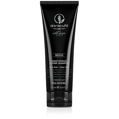 Paul Mitchell Travel Size Awapuhi Wild Ginger Moisturizing Lather Shampoo