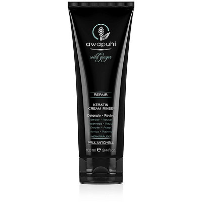 Paul Mitchell Travel Size Awapuhi Wild Ginger Keratin Cream Rinse
