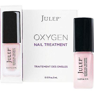 Online Only FREE Take A Breather Deluxe Mini Oxygen Nail Treatment w/any $25 Julep purchase