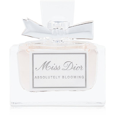 DiorOnline Only FREE deluxe Absolutely Blooming Miniature w%2Fany Dior Women%27s fragrance collection purchase