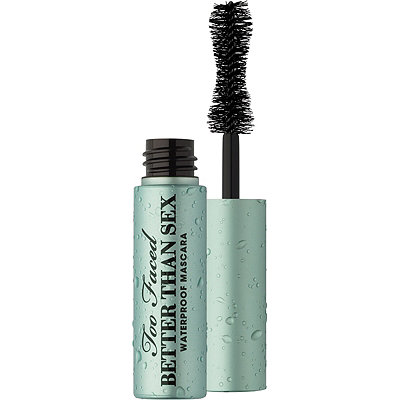 Travel Size Better Than Sex Waterproof Mascara